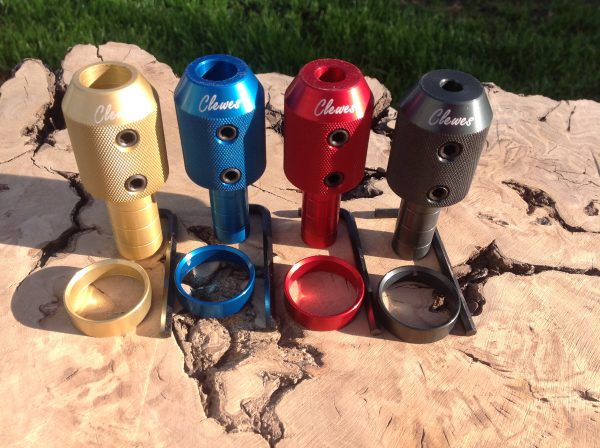 Jimmy Clewes Quick Release Units and Set Screws for Woodturning