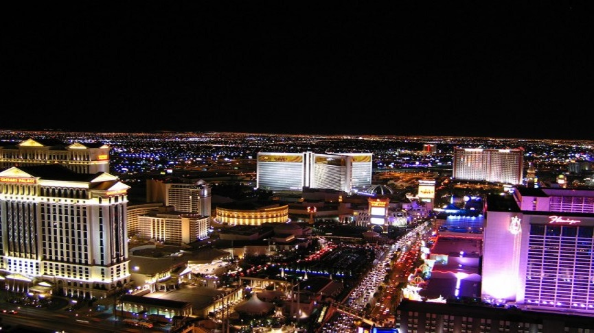 Learn Woodturning and visit the Las Vegas Strip