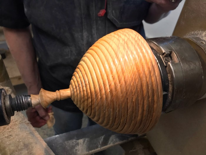 Learn woodturning with Jimmy Clewes